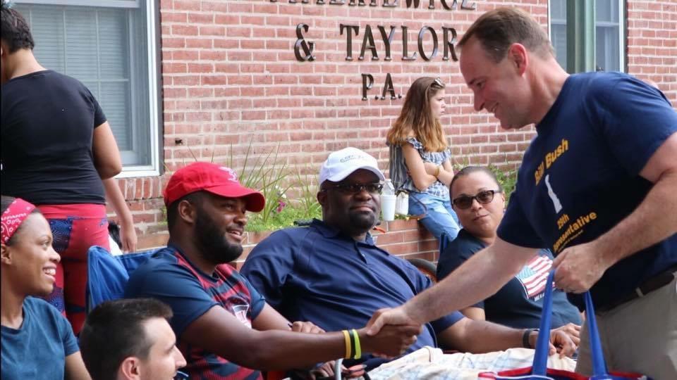 Bush Campaign Image 15